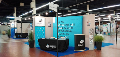 Stand Université Angers